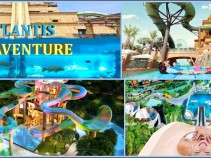 В Санье (о. Хайнань) открылся роскошный развлекательный курорт Atlantis Sanya с океанариумом и аквапарком!