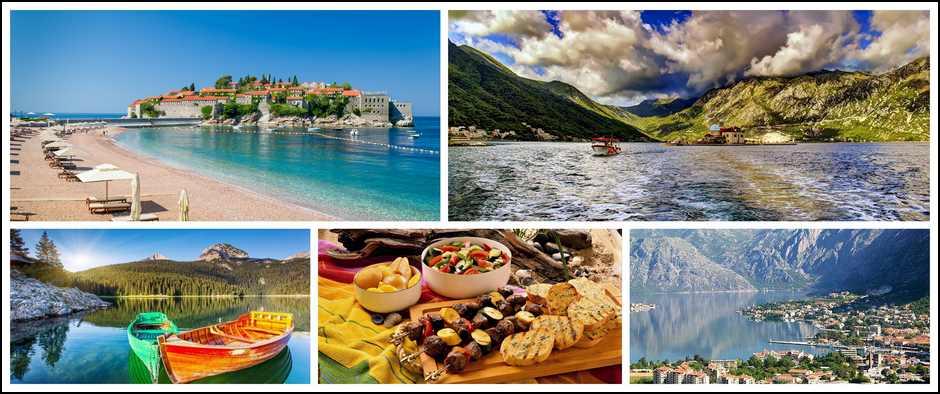 Национальный колорит -Черногория! 8 дней от 20400 рублей.