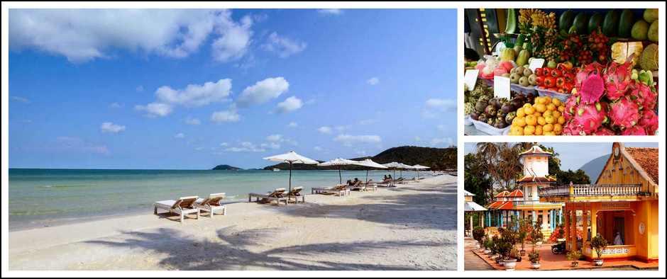 Жемчужный остров-Вьетнама. 11 ночей от 28000 рублей.