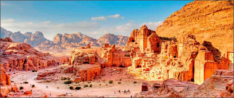 Восточная сказка наяву: 12 дней в Иордании по системе «Всё включено» за 32 200 рублей!