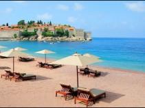 Золотистые пляжи Черногории, ждут Вас. 8 дней от 23900 рублей.