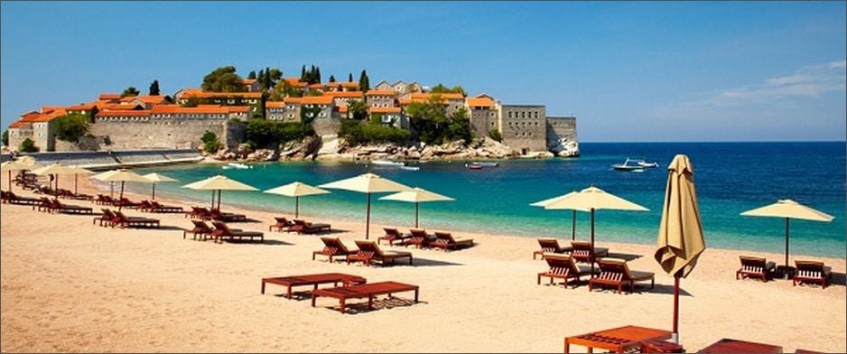 Демократичные цены на отдых на Балканах: туры в Черногорию от 21 800 рублей!