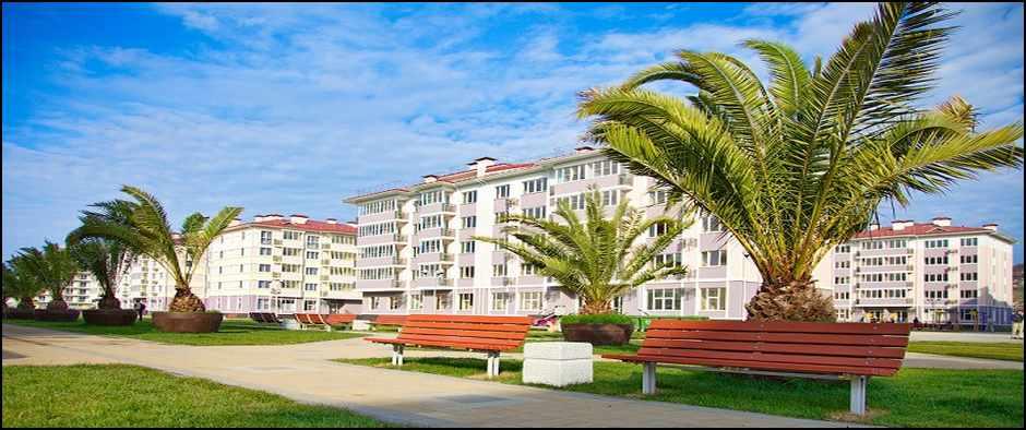 Неделя в Сочи летом от 15700 рублейс перелетом и отелем.