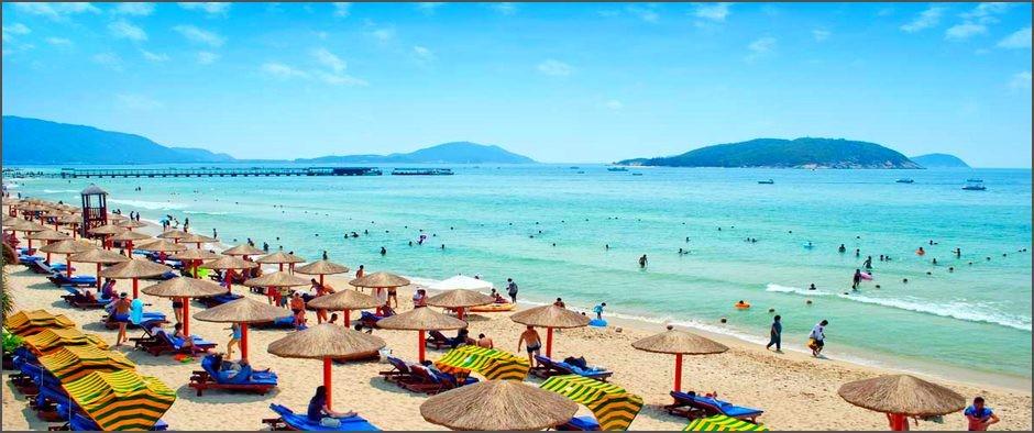 16 дней островного отдыха за 34 600 рублей: жемчужины Китая - о. Хайнань ждёт!