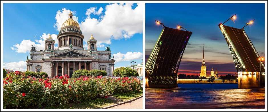 Автобусный тур в Санкт-Петербург на Закрытие фонтанов в Петергофе.