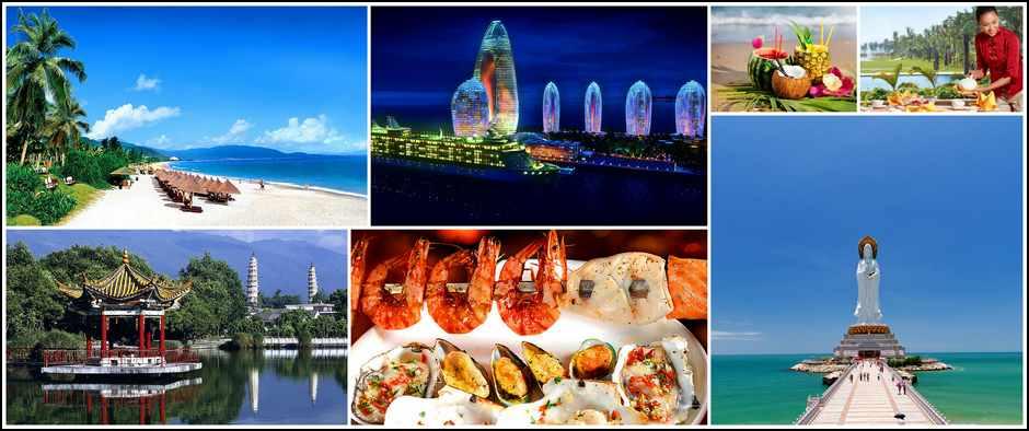Акция на Китай! 9 дней на острове Хайнань от 21000.
