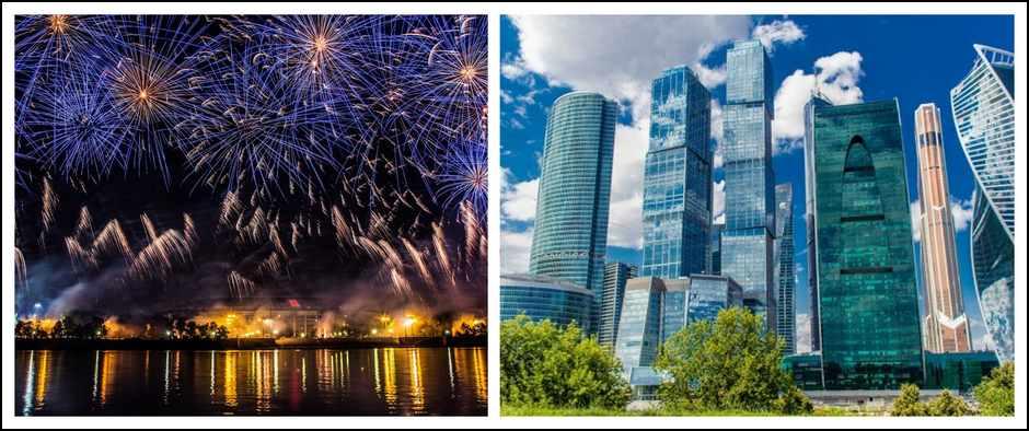 Автобусный тур из Кирова в Москву на Фестиваль фейерверков, 2 дня.