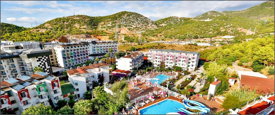 Горящее предложение! Молодёжный и одновременно семейный отель Club Hotel Anjeliq 4*: туры на 10 дней за 19 900 рублей!