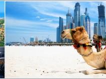 Отличные цены на туры в ОАЭ! 8 дней на роскошных курортах от 21 900 рублей!