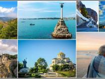 Жемчужина Черного моря – Крым! 8 дней от 18000 рублей.