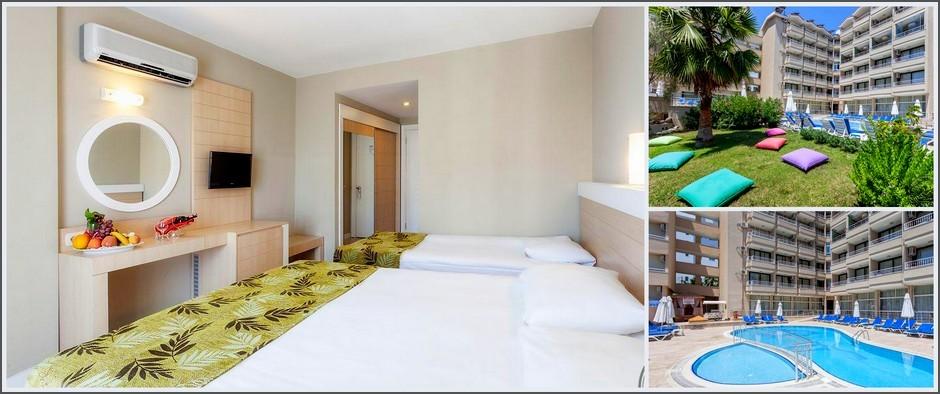 Sweet Park Otel Side 3* - сочетание цены и качества в любимой Турции! Цены на туры от 21 600 рублей!