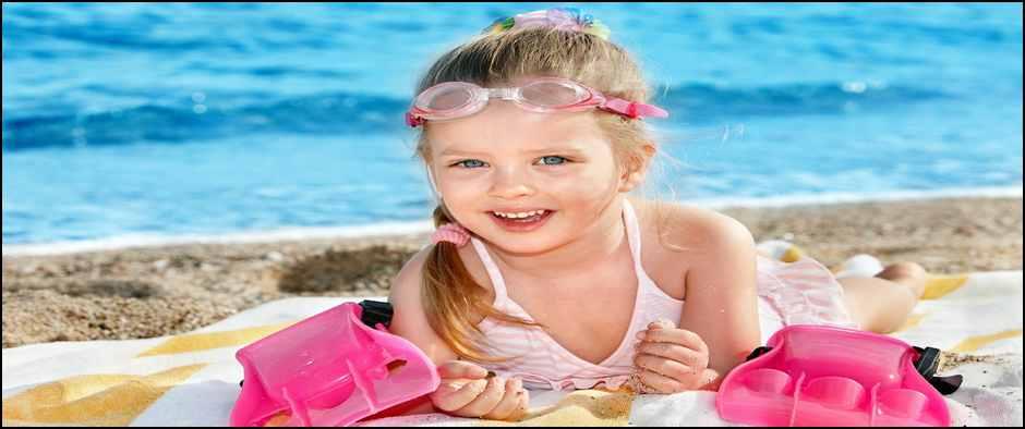 15 фактов о пользе моря для здоровья ребенка.