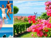 Ласковое Чёрное море ждёт! Болгария на«Всё включено» на 8 дней за 16 500 рублей!