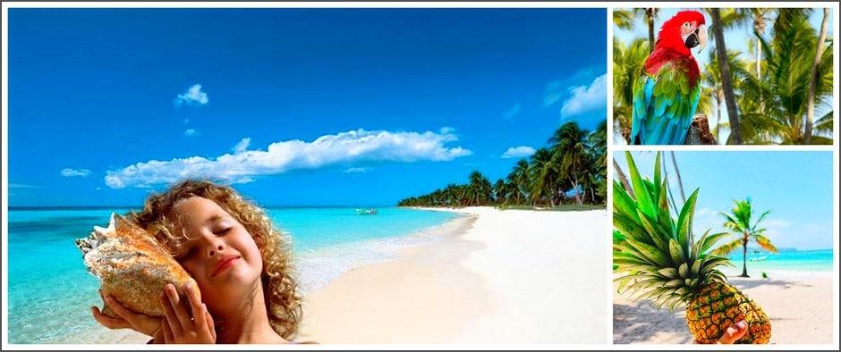 Доминикана - отдых Вашей мечты! Райское место стало доступнее: туры на 13 дней на «Всё включено» за 52 900 рублей!