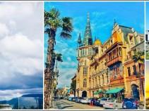Грузия – когда в гостях лучше, чем дома! Авиатуры на неделю в Батуми от 22 200 рублей!