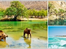Оман — новое направление на лазурном песчаном берегу! Туры в роскошную сказку арабского мира от 44 800 рублей!