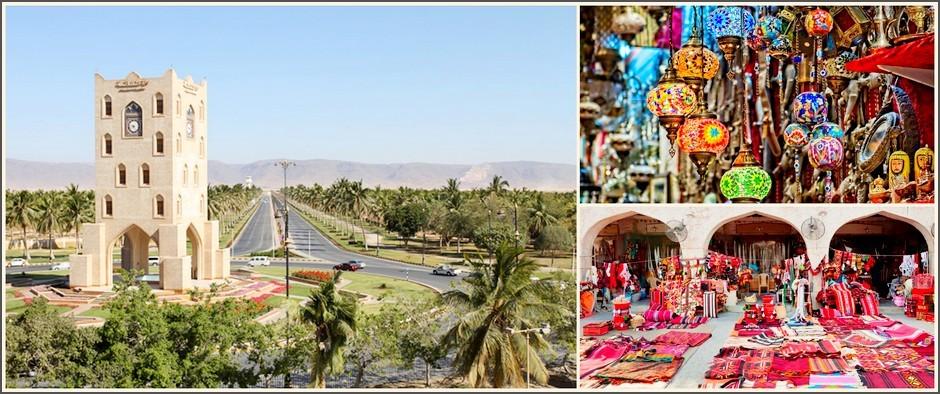 Оман - новое направление на берегу Индийского океана! Туры в роскошную сказку арабского мира от 44 800 рублей!