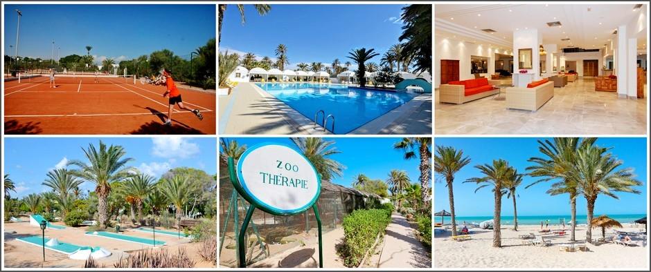 Акция на 12-дневные туры на самый Юг Туниса из Екатеринбурга! Отличный отельSangho Club Zarzis 3* за43 900 рублей!