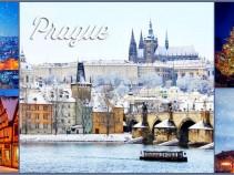 Встретить Новый Год в Праге — мечта любой дамы! Подарите сказочное путешествие по Европе! Цены от 25 000 рублей!