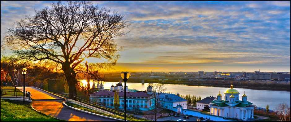 Автобусный тур в Нижний Новгород, 1 день. Нескучный Нижний.