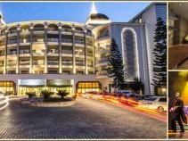Kirman Sidera Luxury & Spa 5* – это отель высокого качества обслуживания по отличным ценам! Стоимость недельного luxury отдыха: 34 500 рублей!