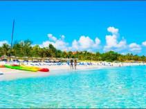 И снова Карибы! 12-дневный отдых на безупречных пляжах Кубы за72000 рублей!