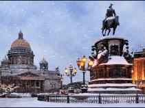 Тур на Новый год в Санкт-Петербург из Кирова на Новый год 7 дней/6 ночей, автобус.