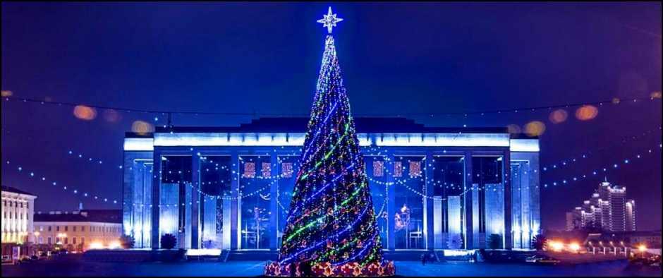 Новый год в Минске - Тур из Кирова в Беларусь.