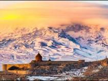 Встречайте Новый Год в Армении- 5 дней/4 ночи от 17200 рублей.