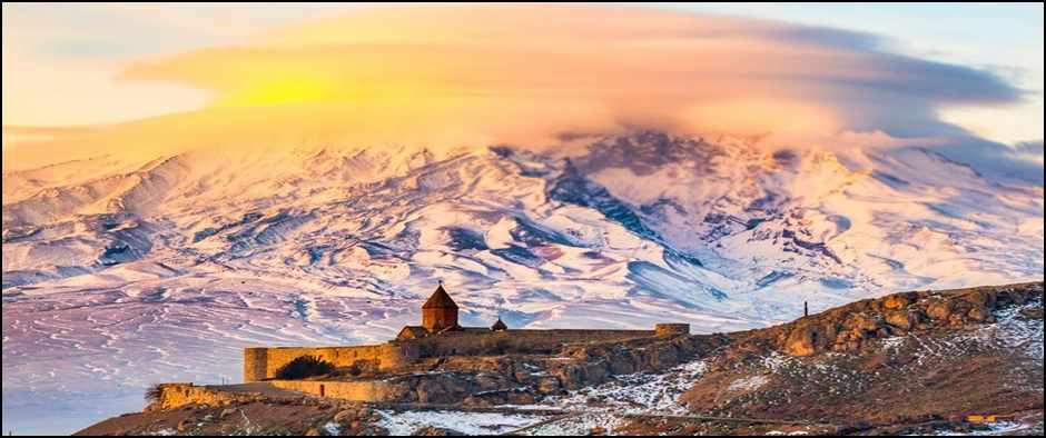 Встречайте Новый Год в Армении- 5 дней/4 ночи от 17200.