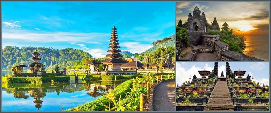 Все на Бали! Две страны за одну поездку от 70300 рублей.