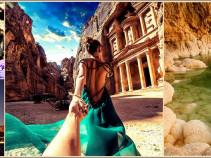 Иордания встречает ласковым шумом Красного моря! Цены на туры от 15800 рублей!