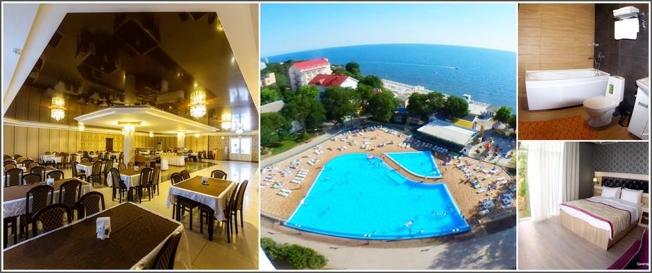 Акция на отдых и оздоровление в Анапе! 10-дневный оздоровительный курс в санатории «Малая бухта» за 12 700 рублей!