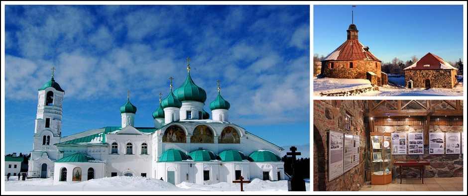 Автобусный тур из Санкт-Петербурга в Карелию -10 чудес Карелии.