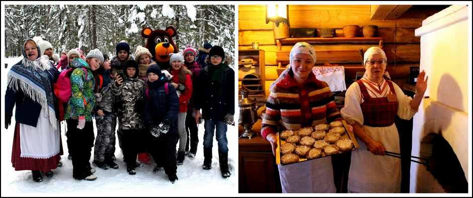 Рождество в Финноугори-Республика Коми, 2 дня, автобус.