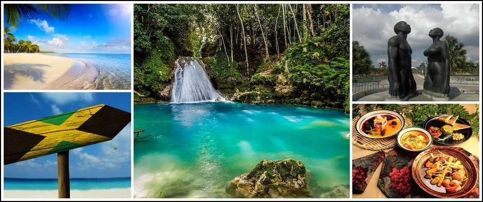 Ямайка -райский уголок Карибского моря. 11 ночей от 54800 рублей.