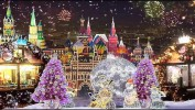 Автобусный тур из Кирова в Москву на Новый год 2019.