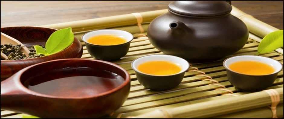 Чайные церемонии разных стран.