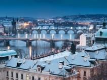 Удивительный и романтичный город Прага ждёт Вас для встречи Нового Года! Туры на 8 дней от 29 900 рублей!