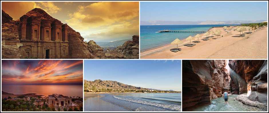 Красное море ждет Вас! Иордания на 8 дней, в сентябре от 25600.