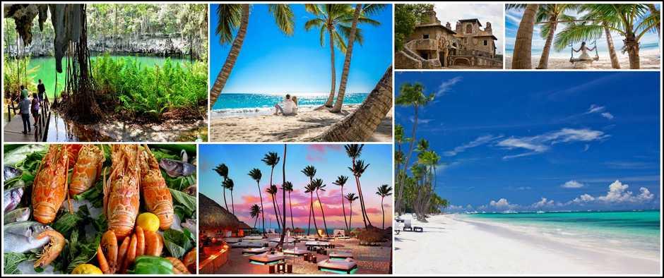 Карибское море, зовет Вас! Доминикана 12 дней от 57300.