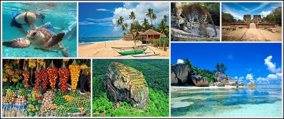 Шри-Ланка – удивительный остров! 11 ночей от 39700 рублей.