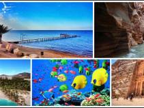 Красное море ждет Вас! Иордания на 8 дней, в сентябре от 25600 рублей!