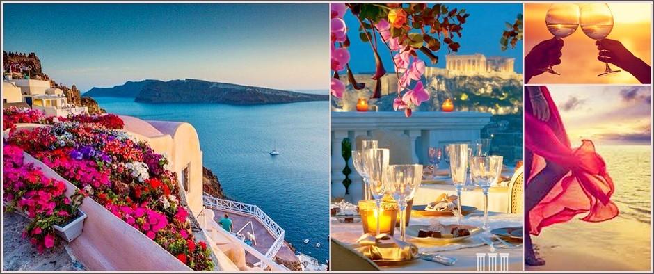 Раннее бронирование туров в Грецию-8 дней от 18400 рублей.