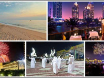 Встречаем Новый год в ОАЭ, 8 дней от 28400 рублей.