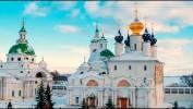Рождество в Золотом кольце.3 дня / 4 ночи, автобус из Кирова.