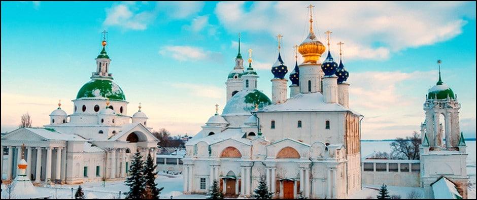 Рождество в Золотом кольце- 3 дня / 4 ночи, автобус из Кирова.