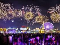 Встречаем Новый год в ОАЭ, 8 дней от 31400 рублей.
