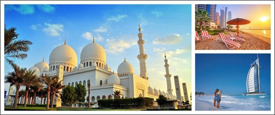 ГОРЯЩИЕ ТУРЫ. Выгодные цены на отдых в ОАЭ: 8 дней от 28800.