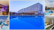 Отдыхаем всей семьей в Eftalia Splash Resort 5* (Турция, Аланья).